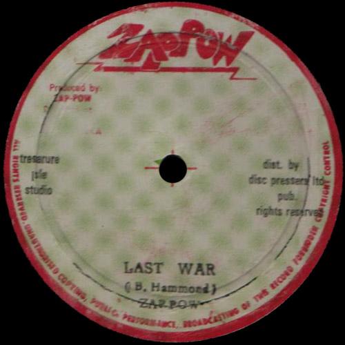 Zap Pow Reggae Rules
